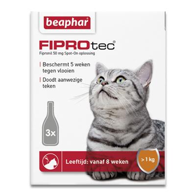 Beaphar Fiprotec Spot-on Katze