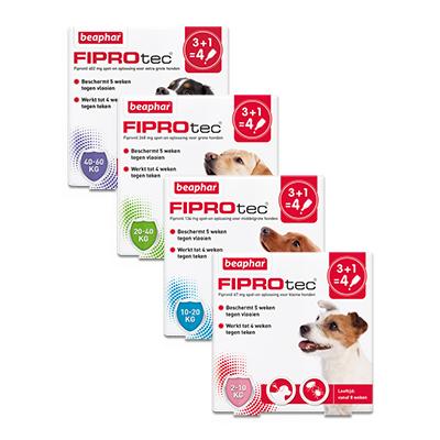 Beaphar Fiprotec Spot-on Hund