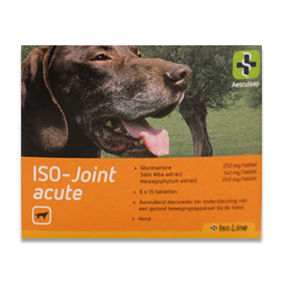 Iso-Joint Acute | Petcure.nl