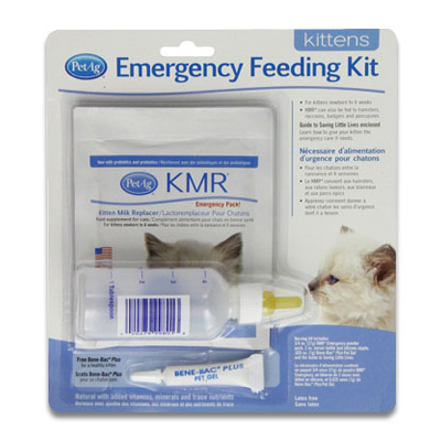 K.M.R. Emergency Feeding Kit | Petcure.nl