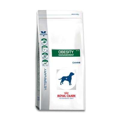 Royal Canin Obesity Management Hund  - 14 kg