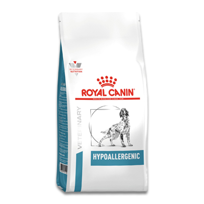 Royal Canin Hypoallergenic Hond  - 14 kg | Petcure.nl
