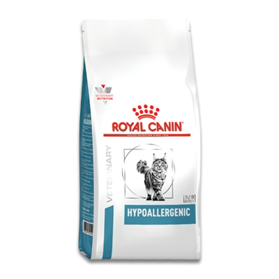 Royal Canin Hypoallergenic Kat - 4.5 kg   Petcure.nl