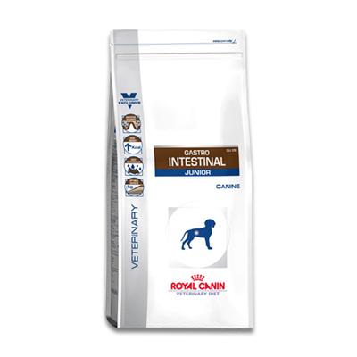 Royal Canin Gastro Intestinal Junior -  2.5 kg | Petcure.nl
