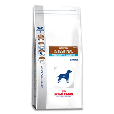 Royal Canin Gastro Intestinal Moderate Calorie Hund -  2 kg