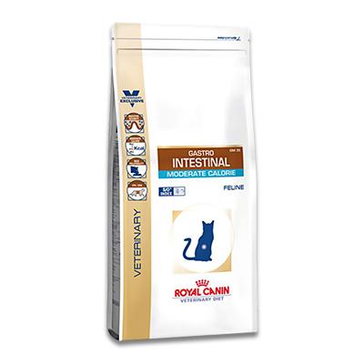 Royal Canin Gastro Intestinal Moderate Calorie Kat - 4 kg   Petcure.nl