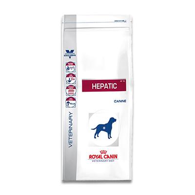 Royal Canin Hepatic Diet Hond -  1.5 kg | Petcure.nl