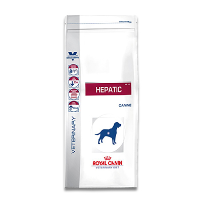 Royal Canin Hepatic Diet Hond -  6 kg | Petcure.nl