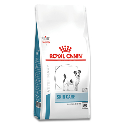Royal Canin Skin Care Small Dog - 4 kg | Petcure.nl