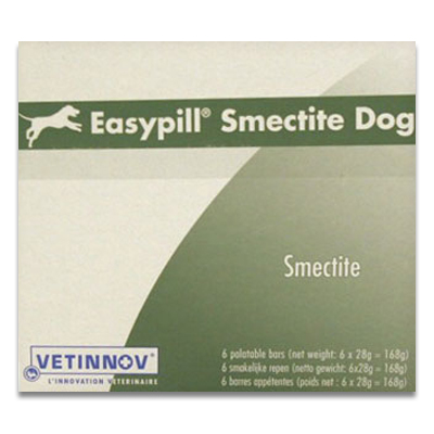 Easypill Smectite Hond - 6 x 28 g | Petcure.nl