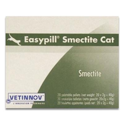 Easypill Smectite Kat - 20 x 2 g | Petcure.nl