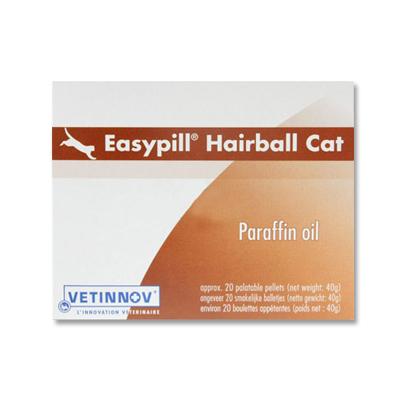 Easypill Hairball Katze - 20 x 2 g