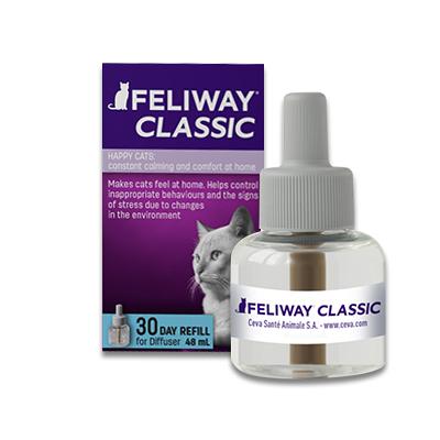 Feliway Classic Nachfuellung - 1 x 48 ml