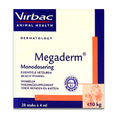 Megaderm - 28x4 ml