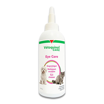 Vetoquinol Eye Care - 125 ml | Petcure.nl