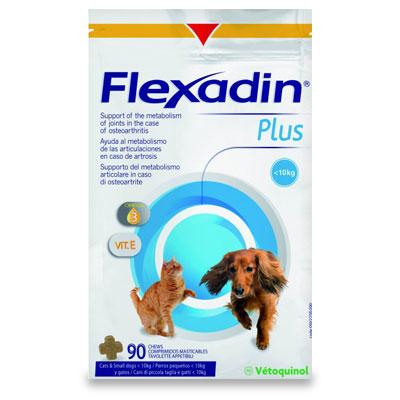 Flexadin Plus Mini < 10kg - 90 chews