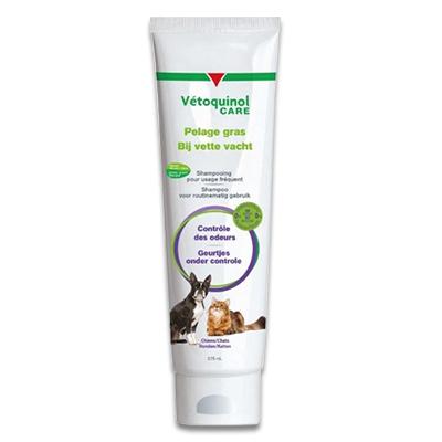 Vetoquinol Care Shampoo Bij Vette Vacht - 275ml | Petcure.nl