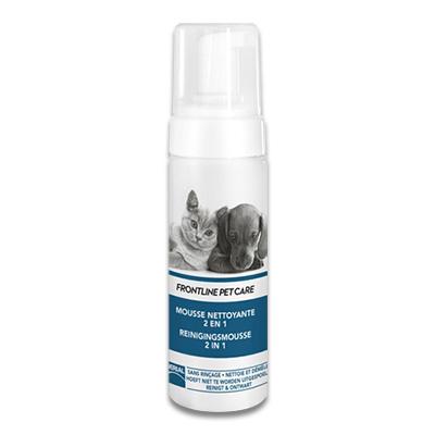 Frontline Pet Care Reinigingsmousse 2 In 1 - 150 ml | Petcure.nl
