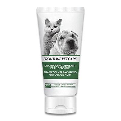 Frontline Pet Care Feuchtigkeits spendendes Shampoo sensible Haut 200 ml
