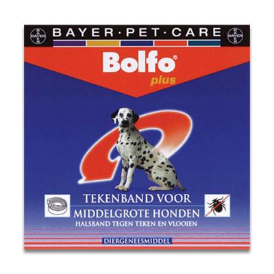 Bolfo Plus Zeckennband - Mittelgrosse Hund - 1 st