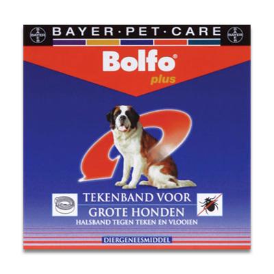 Bolfo Plus Zeckenband - Grosse Hund - 1 st