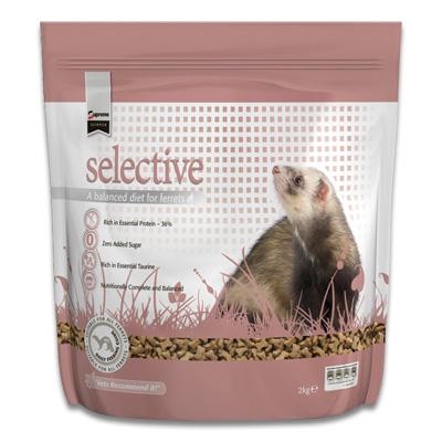 Supreme Science Selective - Fret - 2 kg | Petcure.nl