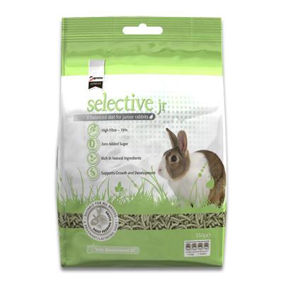 Supreme Science Selective Junior Rabbit - 350 g (MDH Dec18)