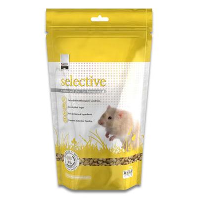 Supreme Science Selective - Hamster - 350 gr | Petcure.nl