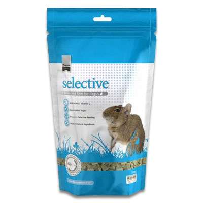 Supreme Science Selective - Degu - 5x350 gr
