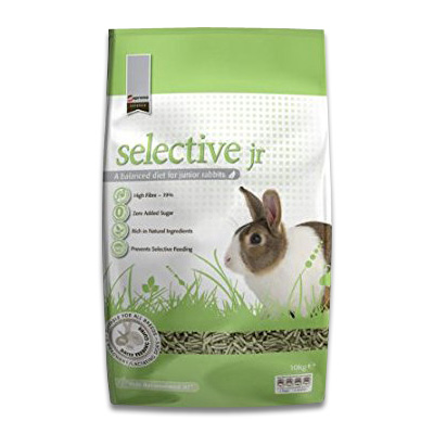 Supreme Science Selective - Junior Rabbit -10 kg | Petcure.nl