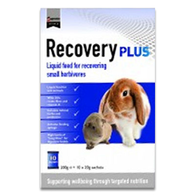 Supreme Science Recovery Plus - 10 x 20 g