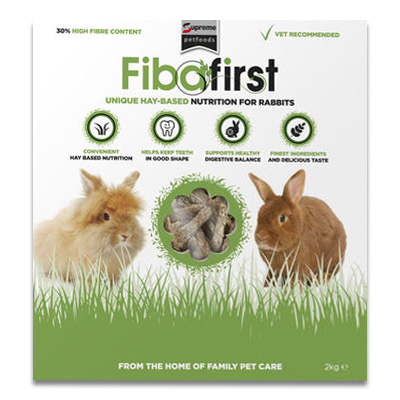 Supreme Science - Fibafirst  Rabbit 2 kg | Petcure.nl