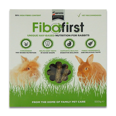Supreme Science - Fibafirst  Rabbit 500 gr | Petcure.nl