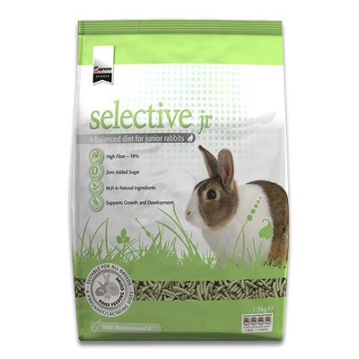 Supreme Science Selective - Junior Rabbit - 1,5 kg | Petcure.nl
