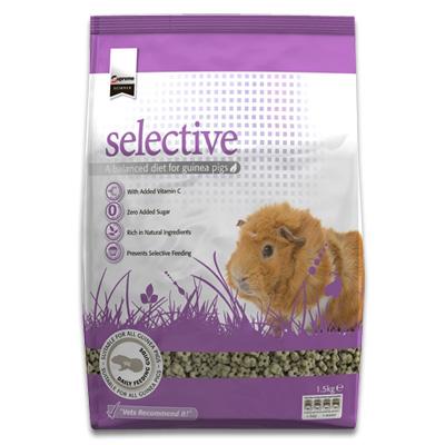 Supreme Science Selective - Meerschweinchen - 1,5 kg