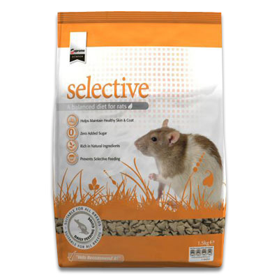 Supreme Science Selective - Ratte - 1.5 kg