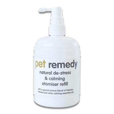 Pet Remedy Navulling (tbv Verstuiver Op Batterij 250 ml) | Petcure.nl