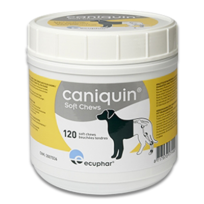 Caniquin Soft Chews - 120 st