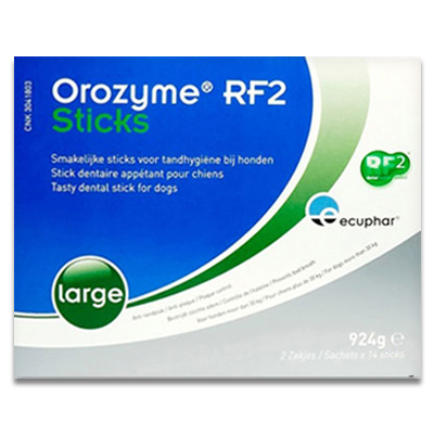 Orozyme RF2 Sticks L (> 30 kg) - 28 Sticks