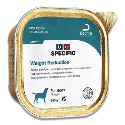 SPECIFIC CRW Weight Reduction - 6 x 300g