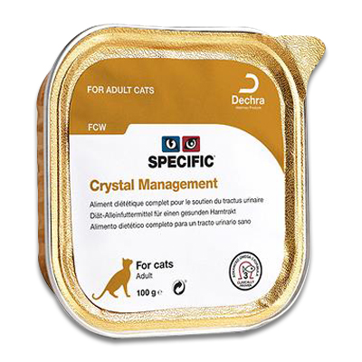SPECIFIC FCW Crystal Management - 7 x 100 g