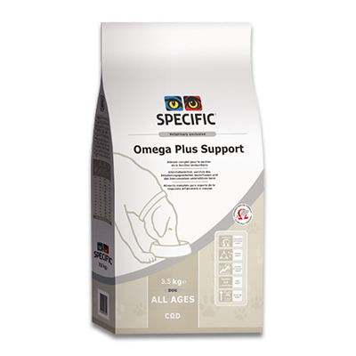 SPECIFIC COD Omega Plus Support - 3.5 kg | Petcure.nl