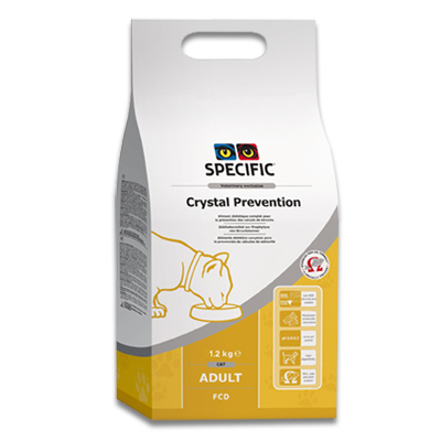 SPECIFIC FCD Crystal Management - 2 kg | Petcure.nl