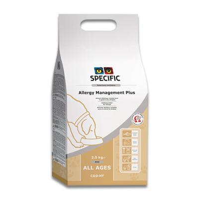 SPECIFIC COD-HY Allergy Management Plus - 2.5 kg | Petcure.nl
