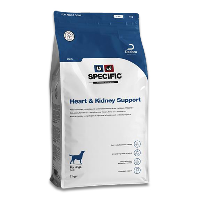 SPECIFIC CKD Heart & Kidney Support - 6.5 kg | Petcure.nl