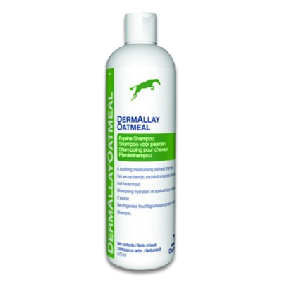 DermAllay Oatmeal Equine Shampoo - 473 ml | Petcure.nl