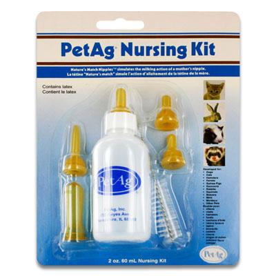 PetAg Nursing Kit Katze - 60 ml
