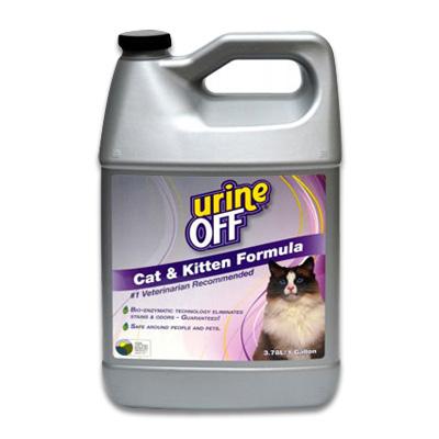 Urine Off Geruchs- und Fleckenentferner Katze - 3.78 l