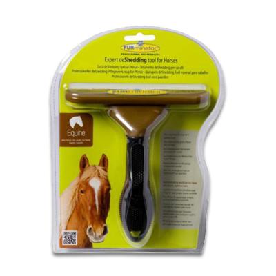 FURminator deShedding Tool Paard - 12.7 cm Breed | Petcure.nl