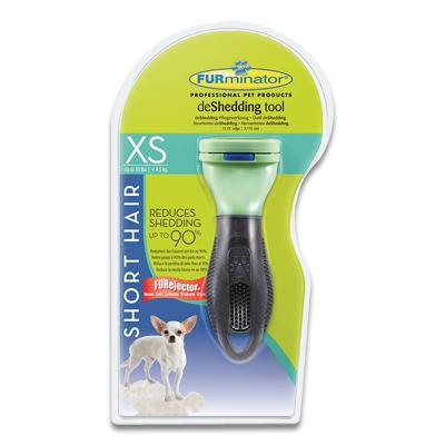 FURminator Kortharige Hond (tot 4.5kg) - XSmall | Petcure.nl